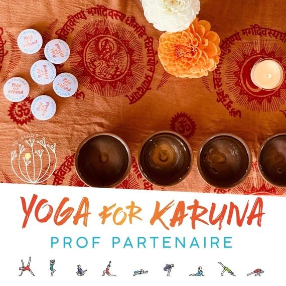 Yoga inclusif et solidaire