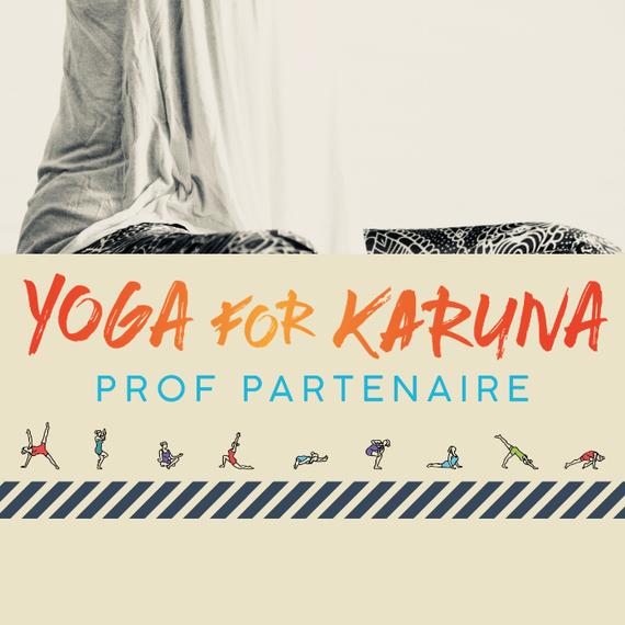 Yoga et méditation solidaire