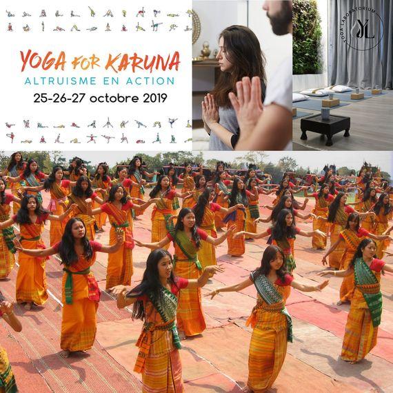 Yoga Laboratorium pour Karuna
