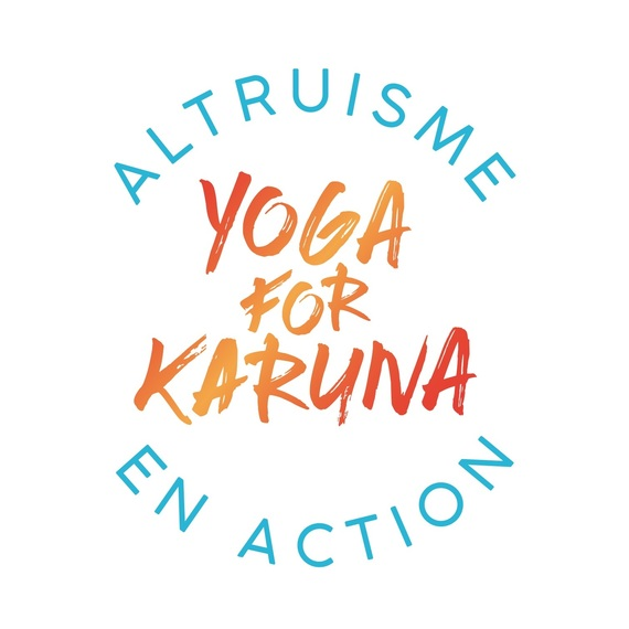 Cynthia yoga for Karuna