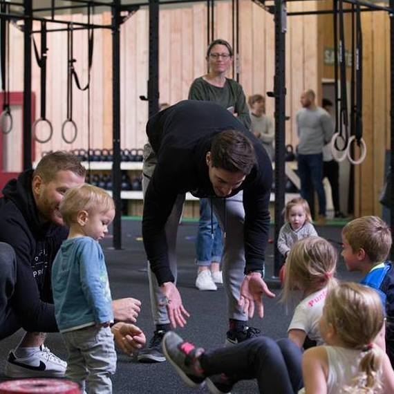 Crossfit Human Project - Défi Solidaire