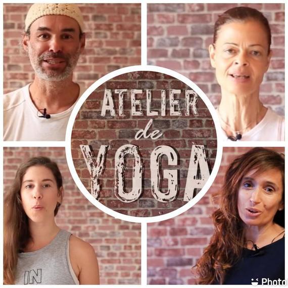 L'atelier de Yoga pour le Népal - ONG Karuna @Matthieu Ricard