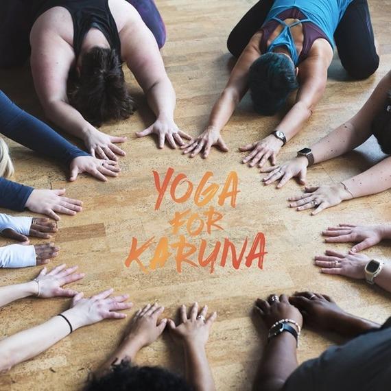 Yoga Ekongkar pour Karuna (projets humanitaires)