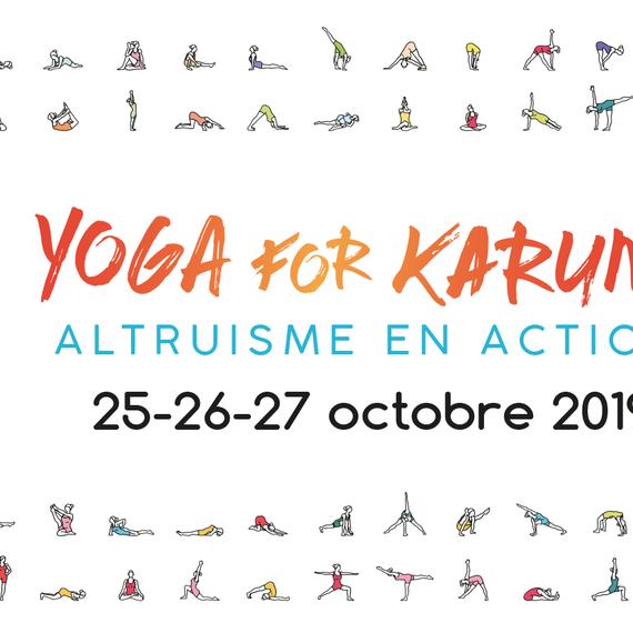 Yoga For Karuna Hossegor