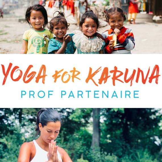 Manuela yoga for Karuna