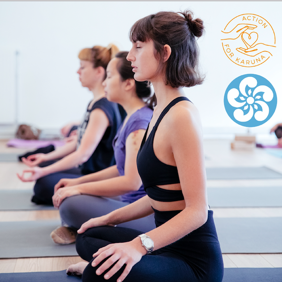 Yoga avec Lisa pour Karuna
