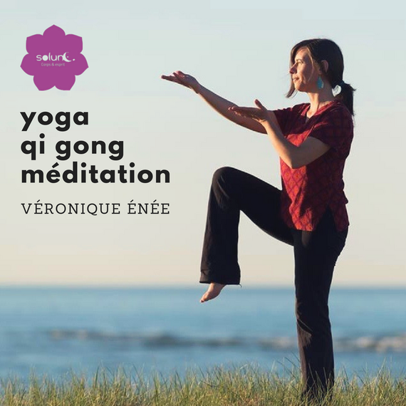 Yoga Méditation Qi gong cours solidaires