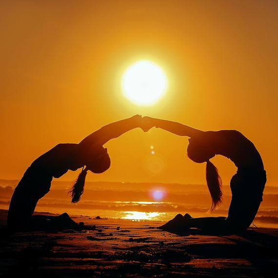 Yoga solidaire à La Rochelle avec l'Arbre Yoga