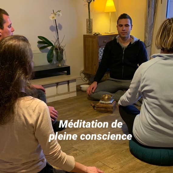 Méditation solidaire avec Emanuel Pinto