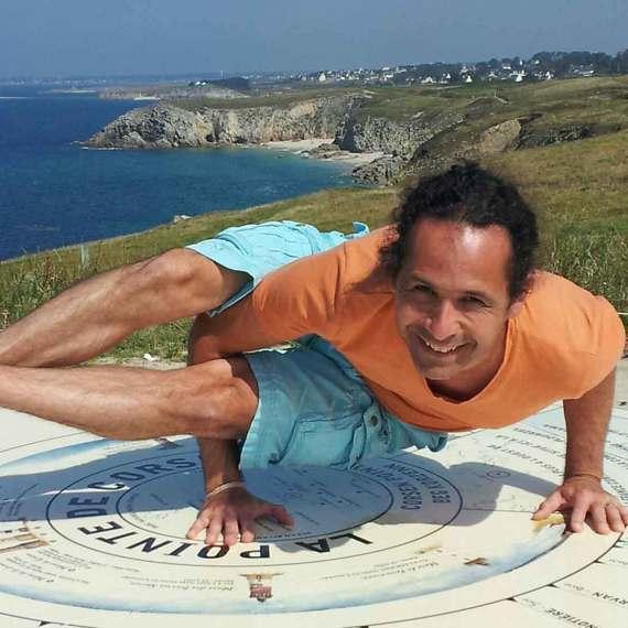 Pascal Robert yoga