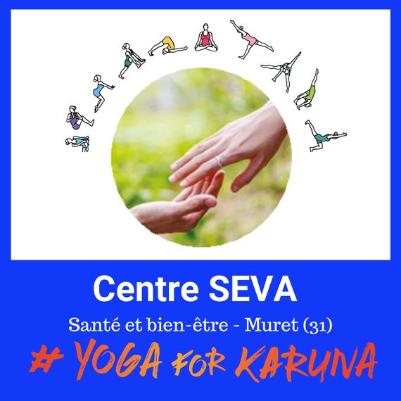 Centre SEVA de Muret for Karuna-Shechen