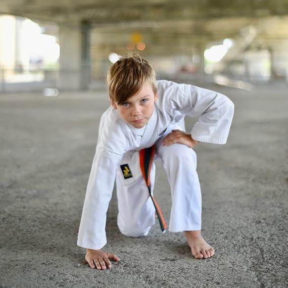 #karatekaruna en action