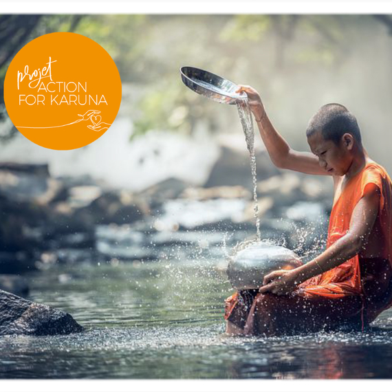 A Breath of Fresh - Forest Meditation - Helping Kids in Nepal