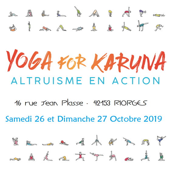 Yoga Solidaire RIORGES